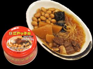江戸ッ子煮160g 8缶入り