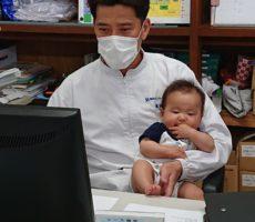 乳児係長と開発日記と