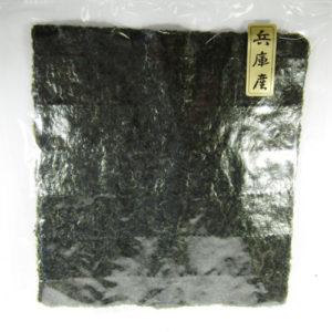 兵庫県産焼海苔板のり10枚