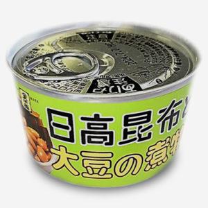 金千両 日高昆布と大豆の煮物 160g